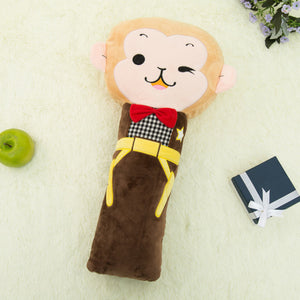 Cartoon Seat Belt Pillow for Children | Child Travel Mate