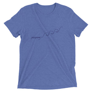 Moving Waves T-Shirt