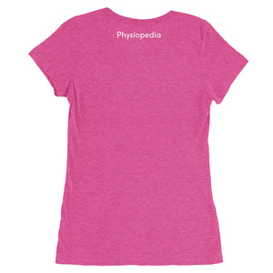 Physiopedia Ladies' Short Sleeve T-Shirt