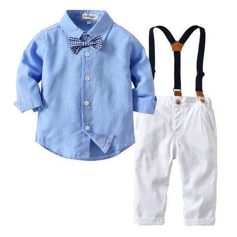 The Milo Suspender Outfit