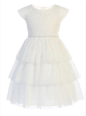 The Madelyn Tiered Dress