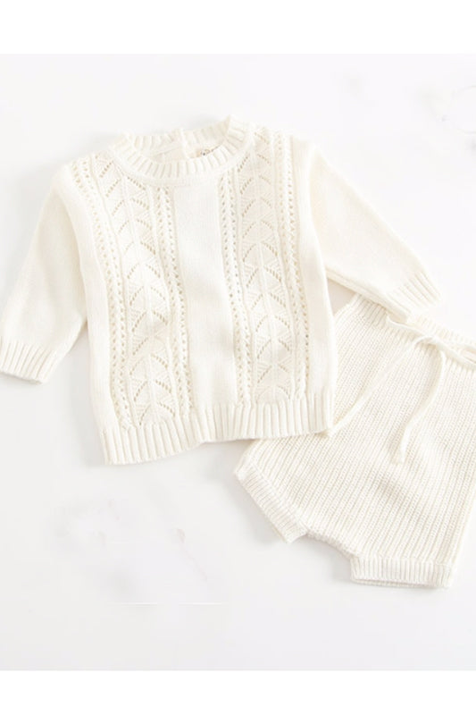 The Luke Sweater Knit Outfit