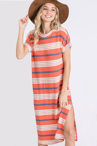 The Millie Multi Stripe Dress