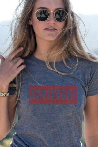 The Adventure Graphic Tee