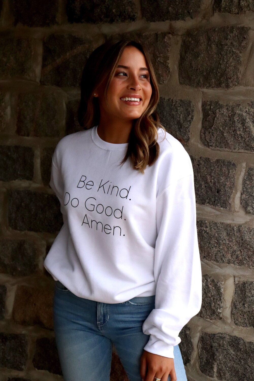 Be Kind Do Good Sweatshirt