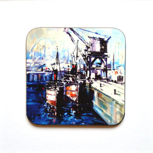 Clyde Puffers 1 Coaster