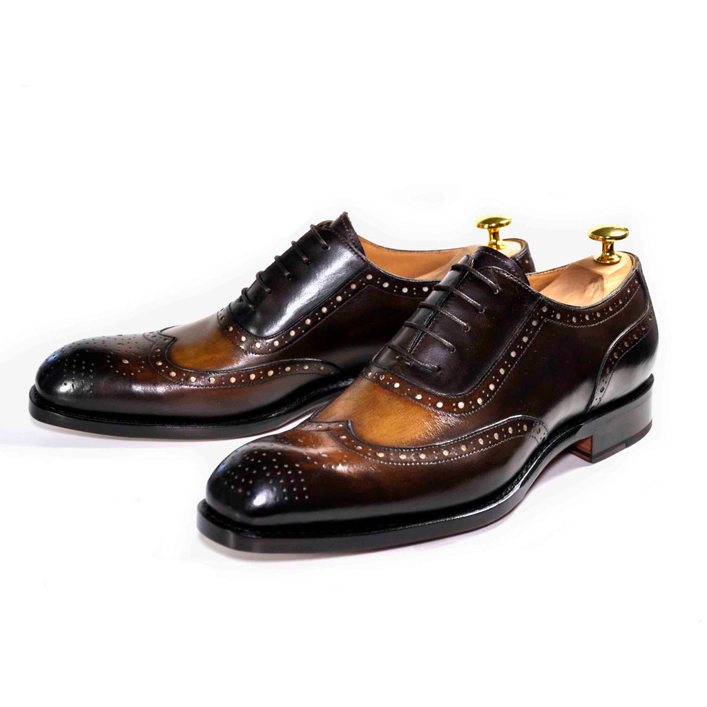 H and H Wingtip Oxford