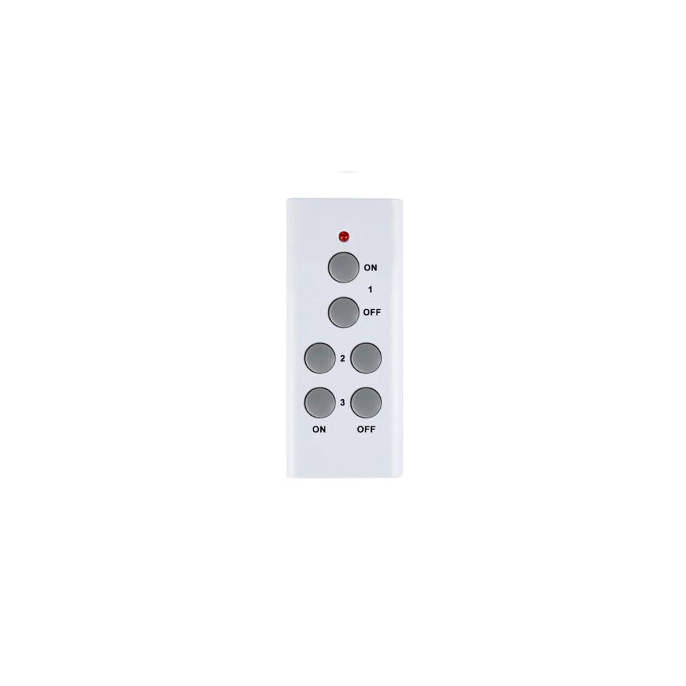Replacement Remote Control 3x1 (Model A)