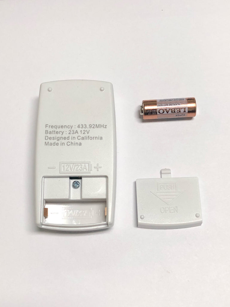 BN-LINK Replacement Remote Control 3x1 (Model C)