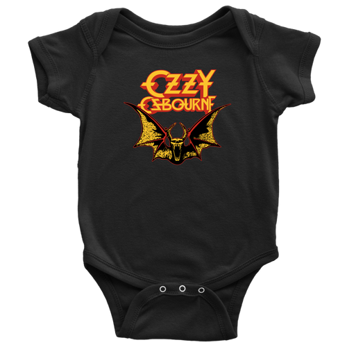 Speak of the Devil Baby Onesie