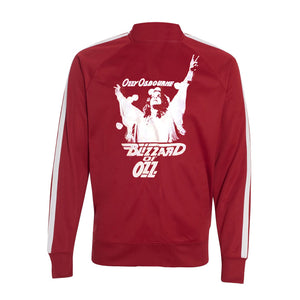 Blizzard of Ozz '81 Red Track Jacket
