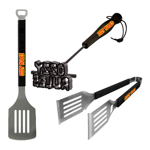 Ozzy Rules Grill Tool Set