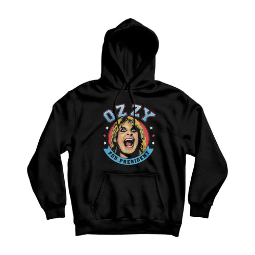 Ozzy for President Hoodie