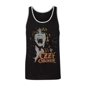 Speak of the Devil Ringer Tank