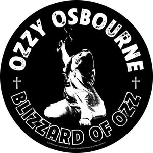 Blizzard of Oz Backpatch
