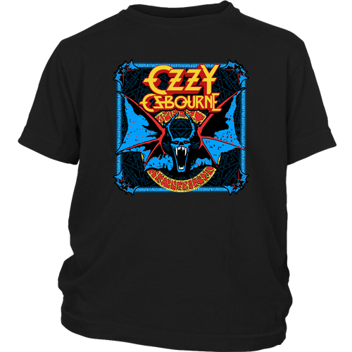 Ozzy Bat Youth Tee
