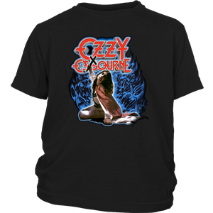 Blizzard of Ozz Black Youth Tee