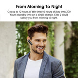 oraimo Elite-2 Ultra Long Battery Life Single-Side Talking Wireless Bluetooth Earpiece Headset with Mic - Whatnot India