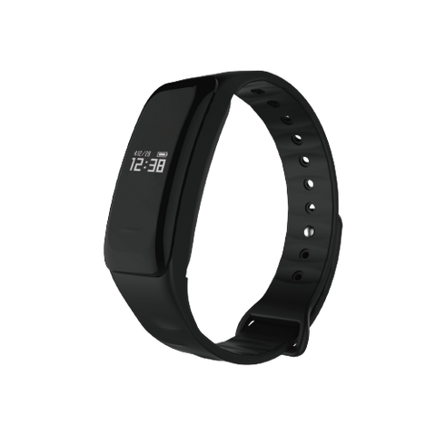 Oraimo OFB-10 Tempo Fitness Band - Black - Whatnot India