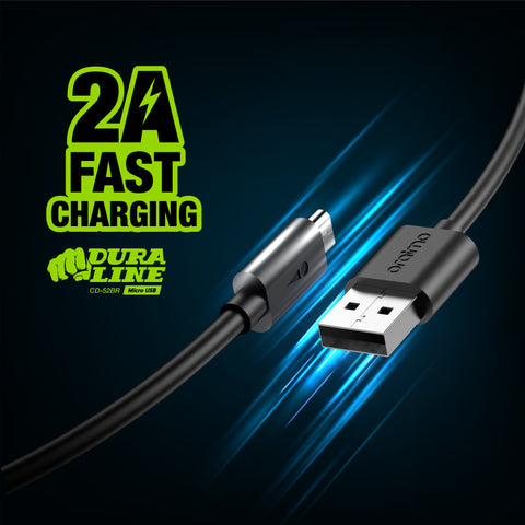 oraimo 2A Fast Charging Cable CD-52BR - Whatnot India