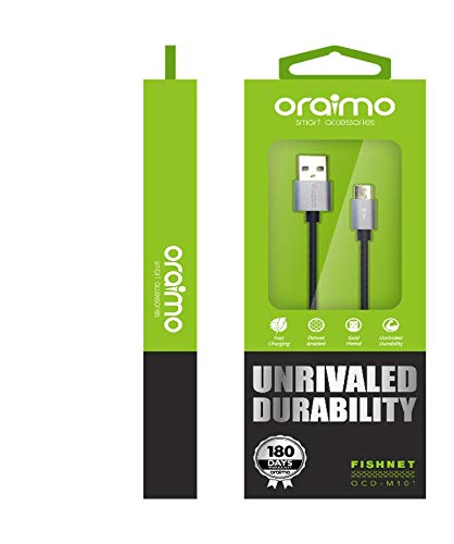oriamo Fishnet  Unrivaled Durability Cable OCD M101 - Whatnot India