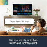 Fire TV Stick 4K with All-New Alexa Voice Remote | Streaming Media Player - Whatnot India