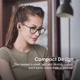 oraimo Elfin Ultra Light Bluetooth Headset with Mic - OEB-E33S - Whatnot India