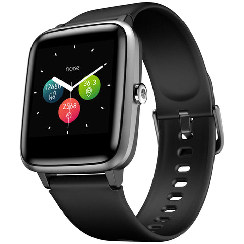 Noise Colorfit Pro 2 Full Touch Control Smart Watch - Jet Black