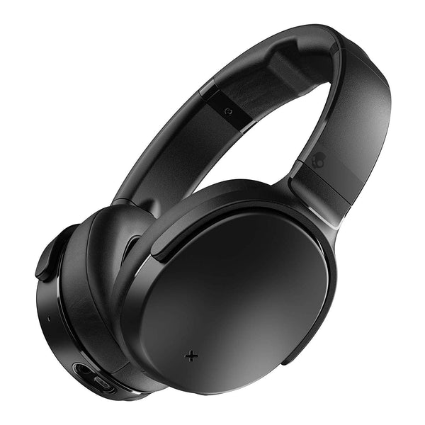 Skullcandy Venue S6HCW-L003 Wireless Over-Ear Headphone (Black) with Active Noise Cancellation - Whatnot India