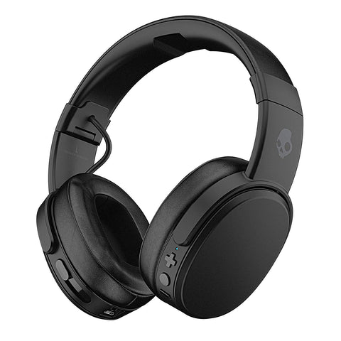 Skullcandy Crusher  Over-Ear Bluetooth Headphones S6CRW-K591 (Black) - Whatnot India