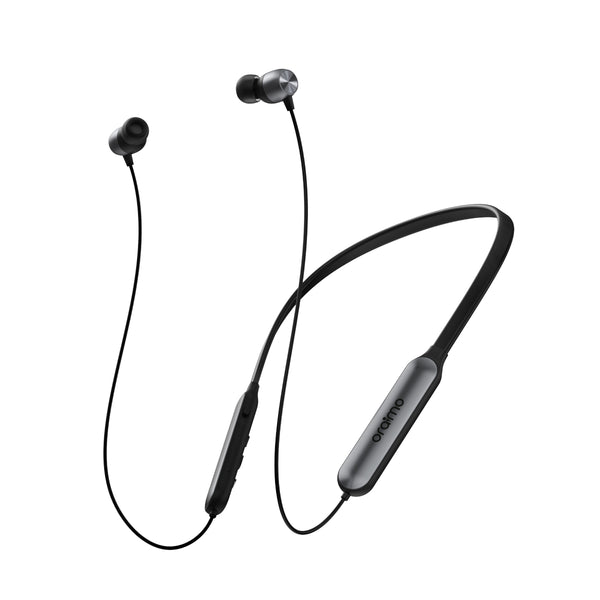 Oraimo Necklace in-Ear Neckband Wireless Headphones with Mic - Whatnot India