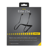 Jabra Elite 25e - Wireless Neckband Earphones - Whatnot India