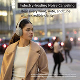 Sony WH-1000XM4 Industry Leading Wireless Noise Cancelling Headphones, Bluetooth Headset with Mic for Phone Calls, 30 Hours Battery Life, Quick Charge, Touch Control & Alexa Voice Control – (Black) - Whatnot India