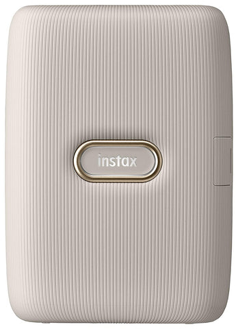 Fujifilm Instax Mini Link Smartphone Printer (Beige Gold) - Whatnot India