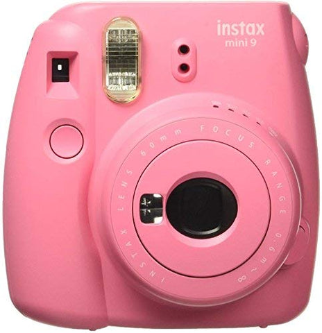 Fujifilm Instax Mini 9 Joy Box (Flamingo Pink) - Whatnot India