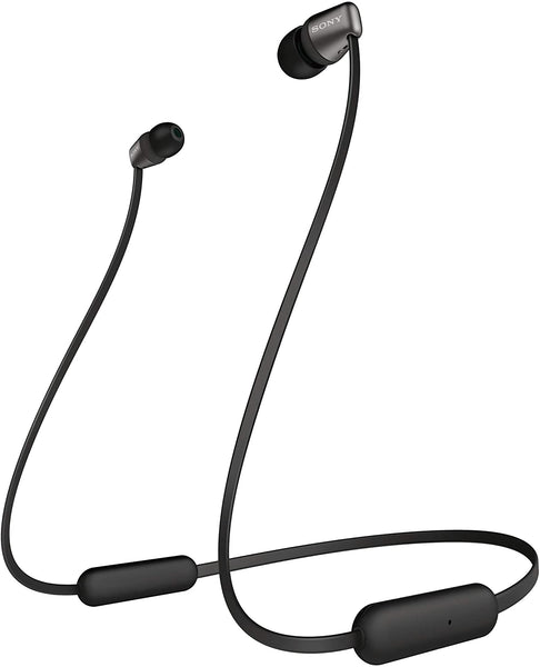 Sony WI-C310 Wireless in-Ear Headphones– (Black)