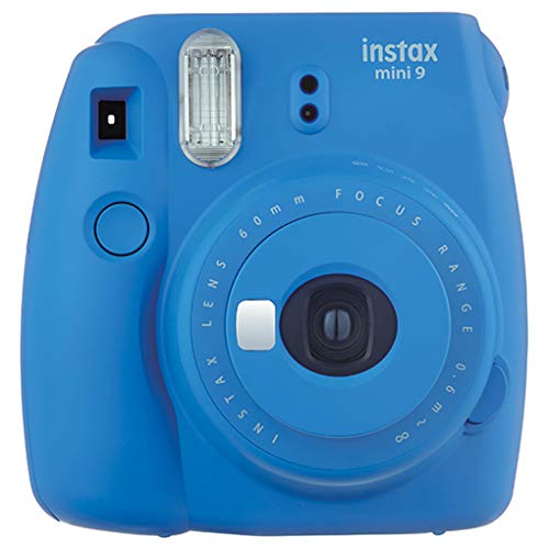 Fujifilm Instax Mini 9 Joy Box (Cobalt Blue) - Whatnot India