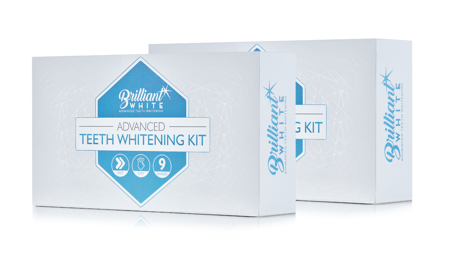 Brilliant White Best Friends Pack - 2 Kits (Ships 4th Week of July)