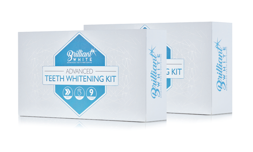 Brilliant White Best Friends Pack - 2 Kits