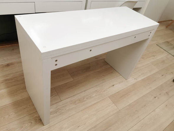 2 Drawers Vera17 Table - White