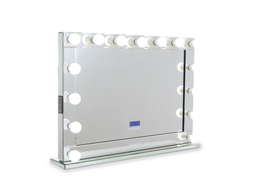 XL VENUS Hollywood Makeup Mirror with Dimmable LED Lights with Bluetooth Speaker