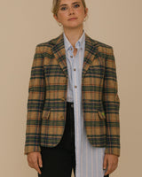 Not New Plaid Blazer