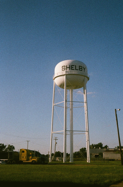 SHELBY WATER TOWER, 2018
