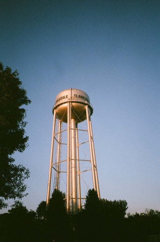 CLARKSDALE WATER TOWER, 2018