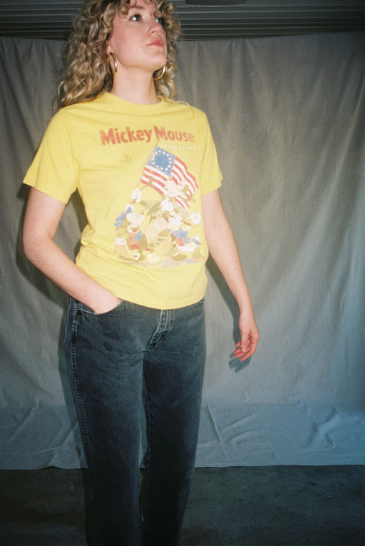 Mickey Mouse Magazine Tee (S)