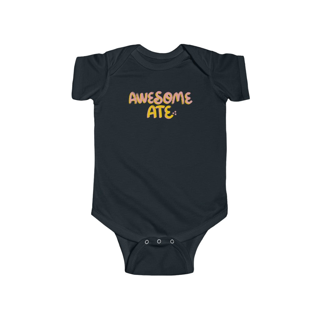 Awesome Ate Baby One Piece Bodysuit