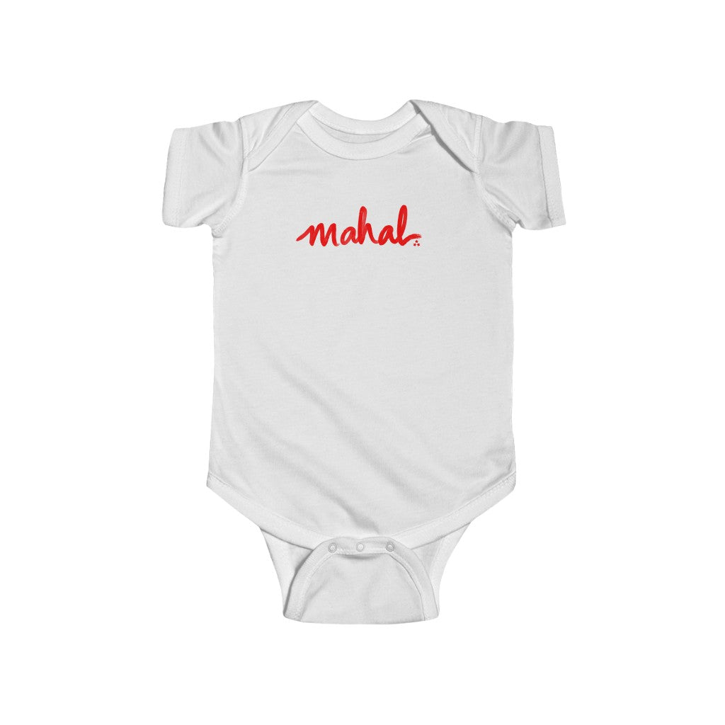 Mahal Baby One Piece Bodysuit