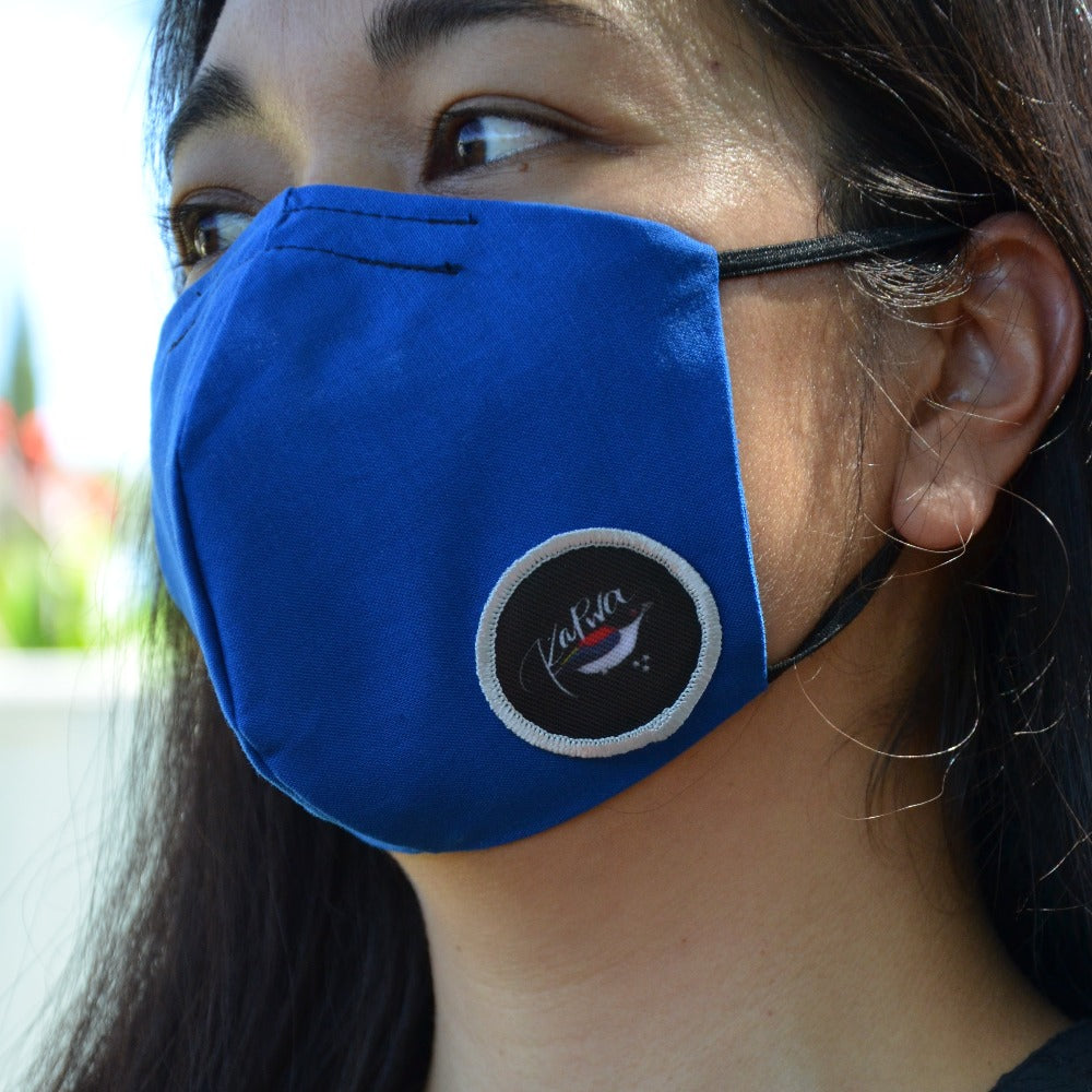 Kapwa 2-layer 100% Cotton Reusable Face Mask