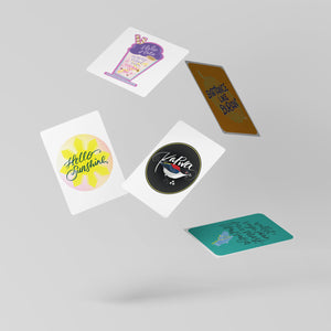 Kapwa Series Sticker Set