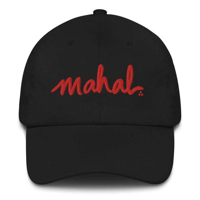 Mahal Adult Gender Neutral Baseball Cap